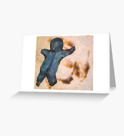 Pour Donna. Greeting Card