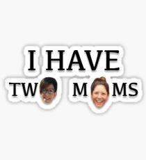 Camp Moms Sticker