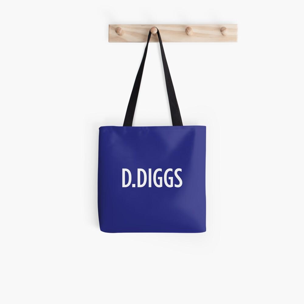 D.DIGGS Bolsa de tela