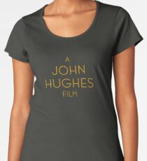 The Breakfast Club - A John Hughes Film Women's Premium T-Shirt