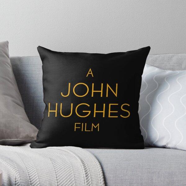 The Breakfast Club - A John Hughes Film Throw Pillow