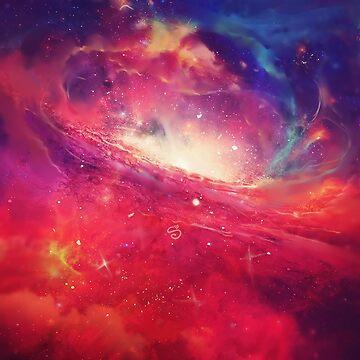 Galaxy by shellz-art