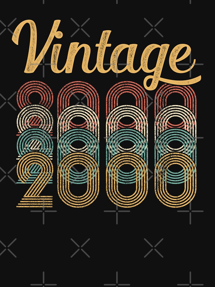 Vintage 2000 - 18th Birthday by funny-gift