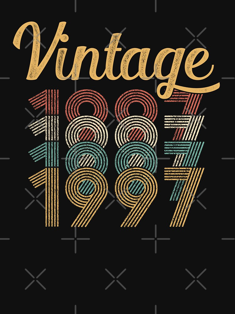 Vintage 1997 - 21st Birthday by funny-gift