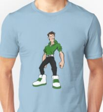 Big Shoes (green) Unisex T-Shirt