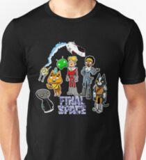 Final space montage Unisex T-Shirt