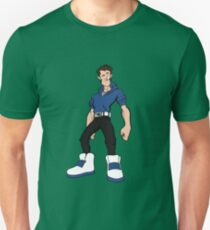 Big Shoes (Blue2) Unisex T-Shirt