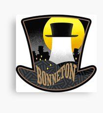 Bonneton Kingdom ! (Super Mario Odyssey) Canvas Print