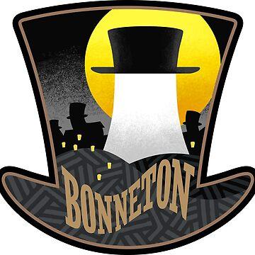 Bonneton Kingdom ! (Super Mario Odyssey) by moeyumi