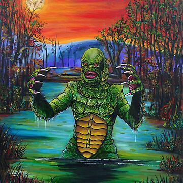 Creature from the Black Lagoon de JosefMendez
