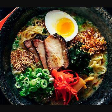 Ramen Noodles by wesleytopia