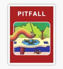 Pitfall Sticker