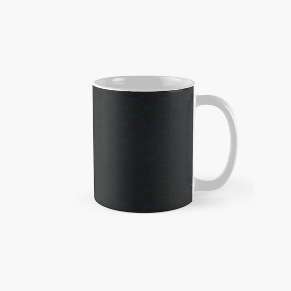 Mars Awaits Classic Mug