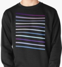 Stripes in Motion Pullover