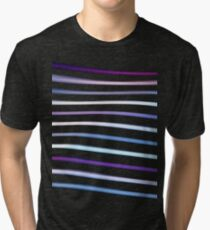 Stripes in Motion Tri-blend T-Shirt