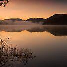 Ullswater Sunrise by David Lewins