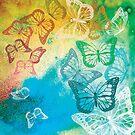 Butterflies 2 by Sally Barnett