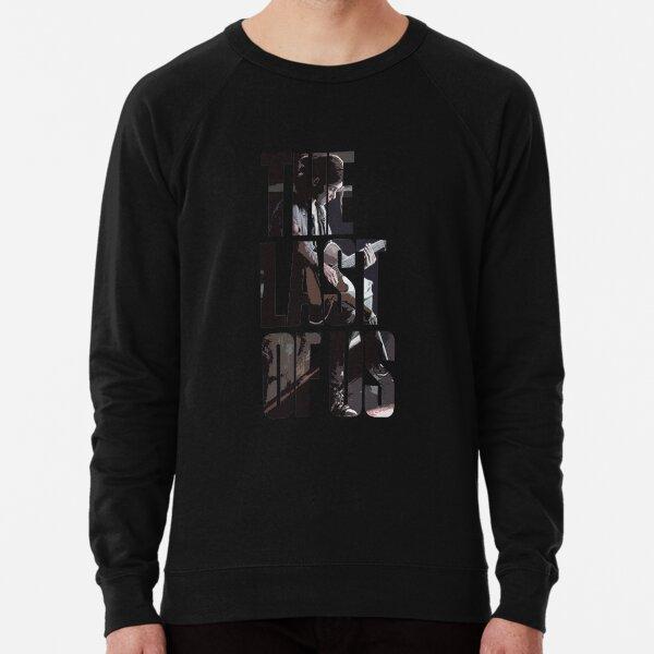 The Last Of Us - Desgin Logo Lightweight Sweatshirt