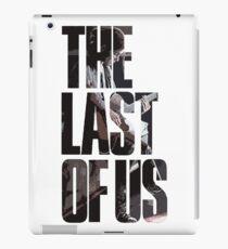 Vinilo o funda para iPad The Last of Us Logo con Ellie.