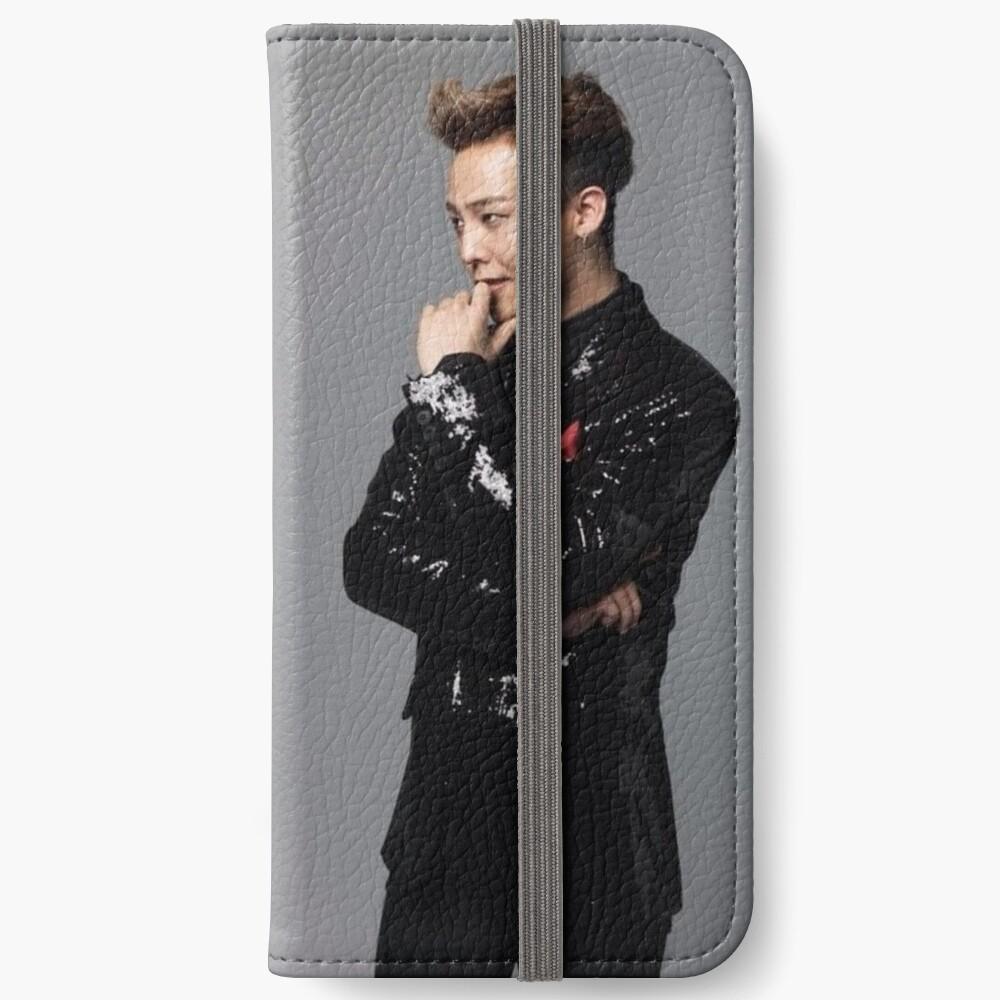 G-DRAGON BigBang iPhone Flip-Case