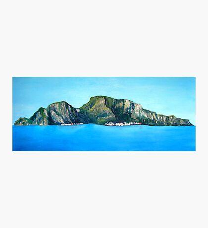 Capri - the Island Photographic Print