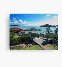 PAIHIA, BAY OF ISLANDS,  NEW ZEALAND......!  Canvas Print