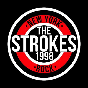 The Strokes // New York 1998 Rock by DesignedByOli