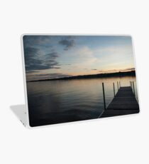 Lake View Laptop Skin