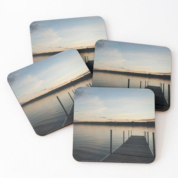 Lake View Coasters (Set of 4)