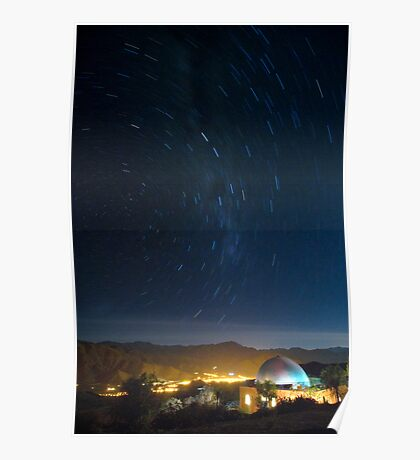 Observing the Stars Poster