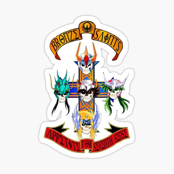 SAINT SEIYA GNR Sticker