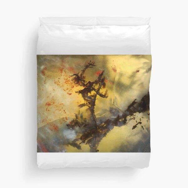 Spellcaster (Rosella Opalite) Duvet Cover