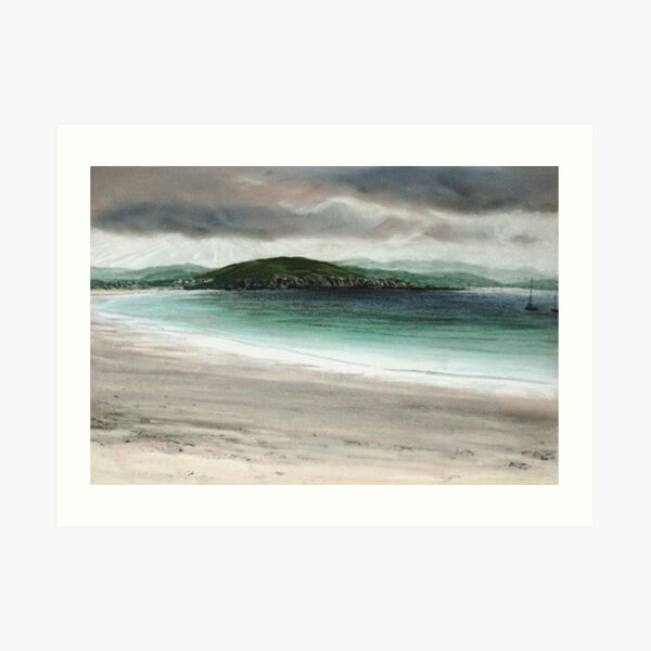 Downings bay,Co Donegal,Ireland, Art Print