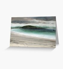 Downings bay,Co Donegal,Ireland, Greeting Card