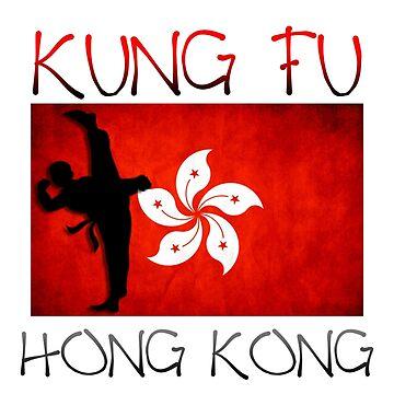 Kung Fu Hong Kong by VictorR9