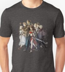 Octopath Traveler® - Travelers Slim Fit T-Shirt