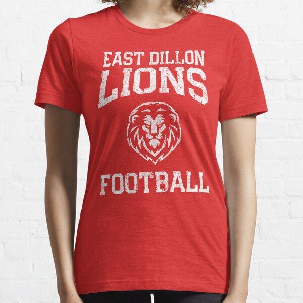 East Dillon Lions Football Essential T-Shirt