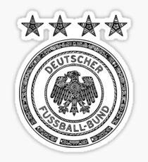 GERMANY NATIONAL FOOTBALL TEAM (DEUTSCHER FUSSBALL-BUND) Sticker