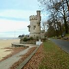 UK_Isle von Wight_Ryde_Appley Tower von Kay Cunningham