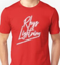 Rhys Lightning Unisex T-Shirt
