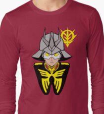 Aznable Char Long Sleeve T-Shirt