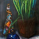 African Still LIfe by CXPRESSIONS