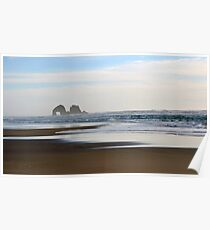 Oregon Ocean Poster