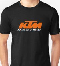 KTM-Rennen Slim Fit T-Shirt