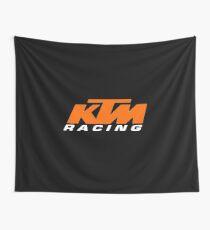 ktm racing Wall Tapestry