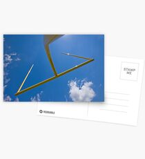 Goal post Postcards