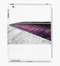 Magenta Tracks iPad Case/Skin