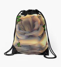 ~ INCENDIA FLOOD ~ Drawstring Bag