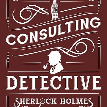 World's Greatest Consulting Detective - White by Batg1rl