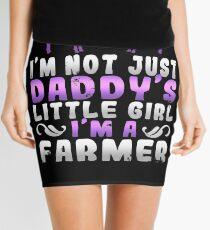 I'm Not Just Daddy's Little Girl I'm A Farmer Mini Skirt